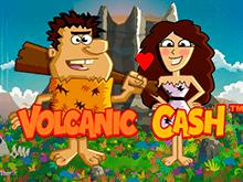 Автомат Volcanic Cash в онлайн казино